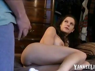 torrid ass-fuck inhale black-haired shot in face