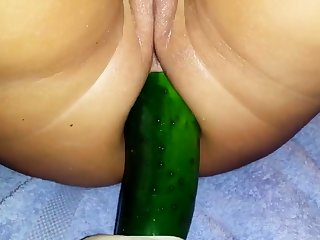 huge cucumber in the aggravation 2