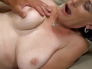 Beau gives forfeit mature immutable drilling she wanted as a result immensely