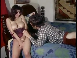 Output Big Chopper Cowboy Fills Hairy Girl Bootie Hole (Camaster)