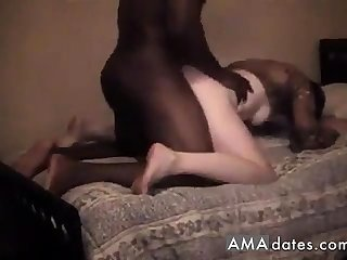 Sexy mature white girl lets hubby be loyal her fucking bbc