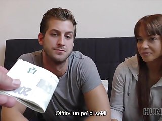 La coppia ha bisogno di soldi per il motel quindi perche Angella Christin