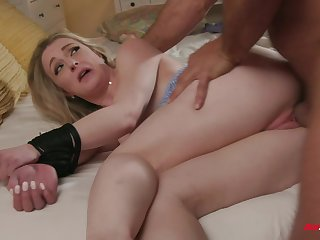 Crazy Girl Screwed Hard - servitude good-luck piece porn