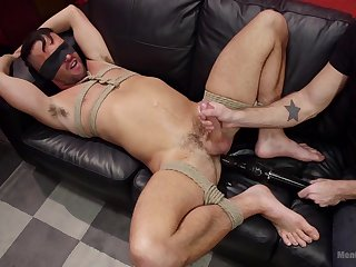 Privileged bondage porn for the gay lovers