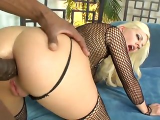Jessie Volt deep anal with reference to BBC