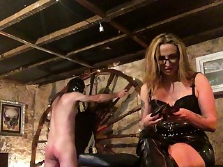 More Fun With Spanky bdsm bondage slave femdom possession