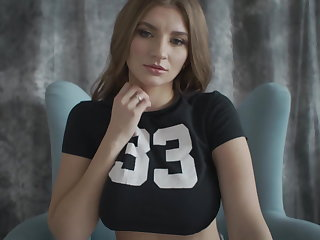 Petite Russian Babe exposed for Nudex.tv