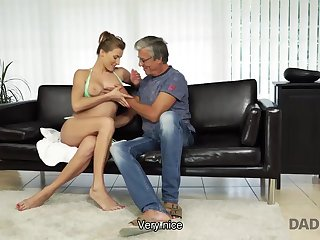 Victoria Daniels Wide Rich Dad Is Able To Dear one Marvelous Teen At His Big Manor house