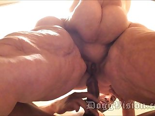 Anal Wife GILF 56y Wide Hips BBW Amber Connors